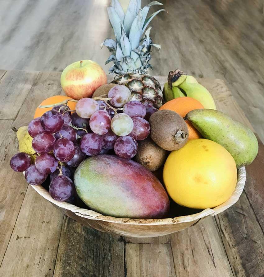 Bio Fruitmand Groot