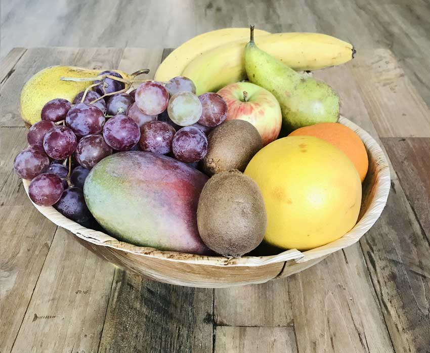 Bio Fruitmand Normaal